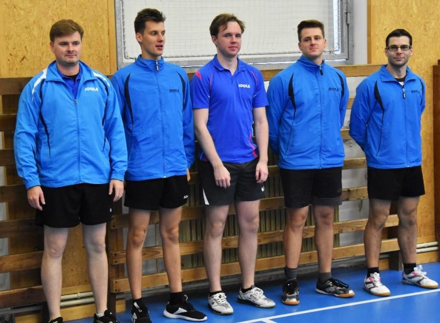 Úspěšné vstoupení stolních tenistů do nové sezony